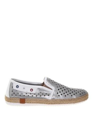 Penford Ayakkabı Gümüş